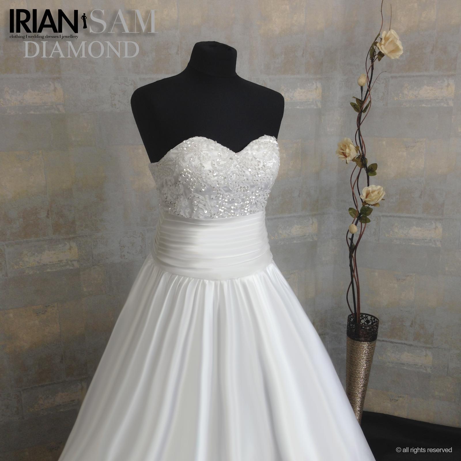Svadobné šaty DIAMOND - Obrázok č. 4