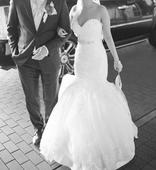 Luxusné svadobné šaty zn. Maggie Sottero , 34
