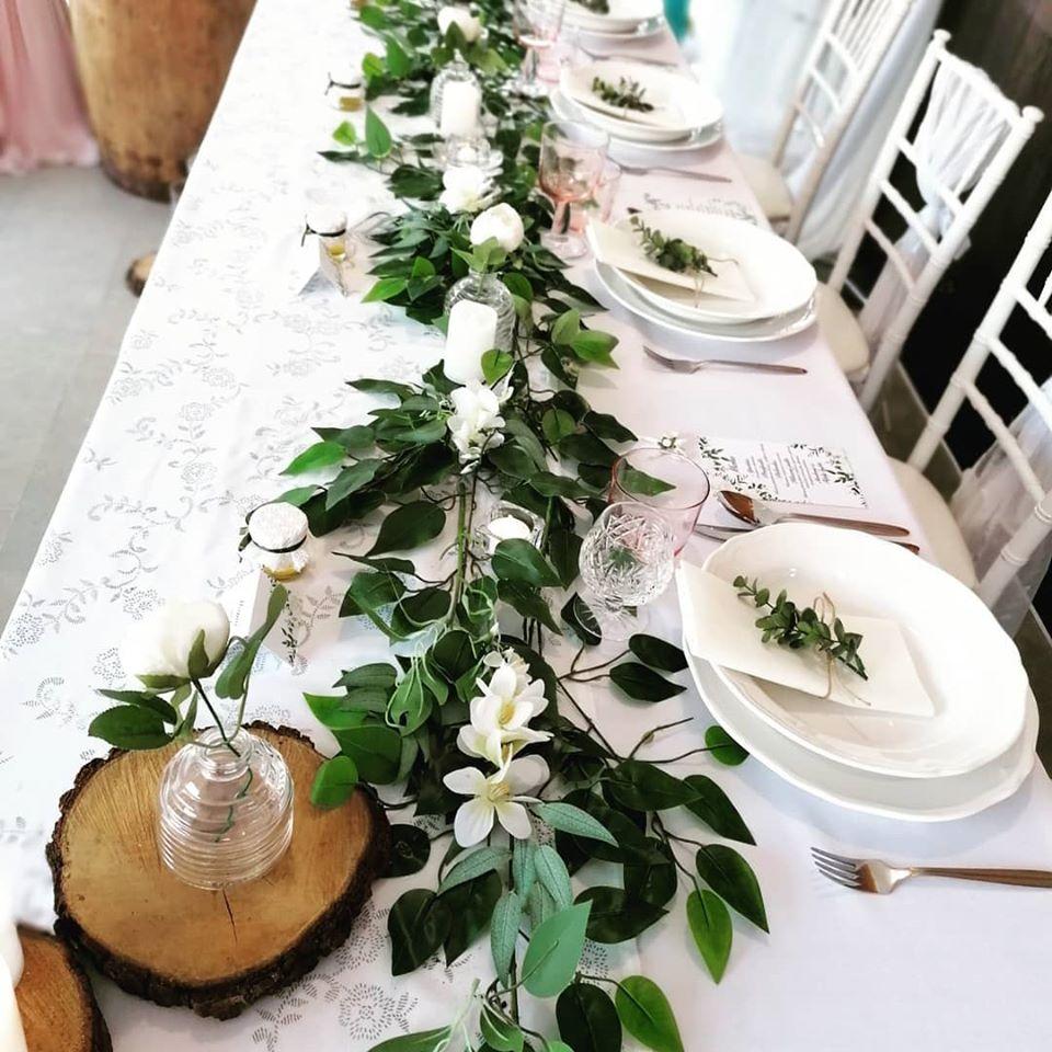Greenery svadba - výstava na Radnici - Obrázok č. 2