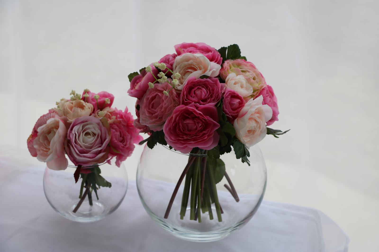 umelé kytice - Obrázok č. 3