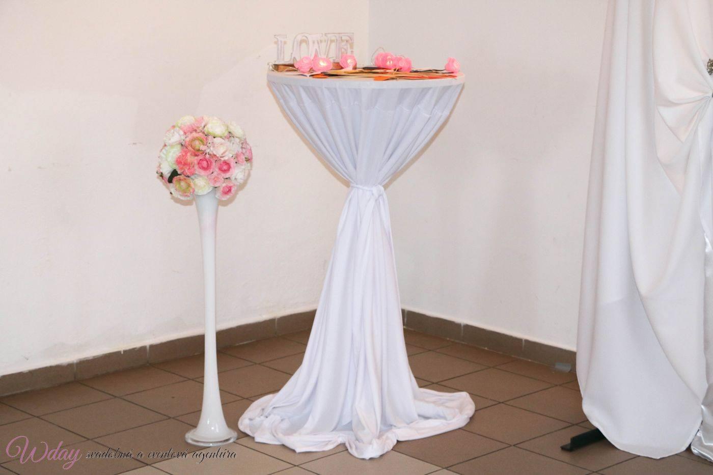 Stand by stôl - Obrázok č. 1