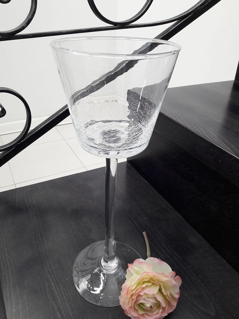 Váza alebo svietnik na stopke - Obrázok č. 1