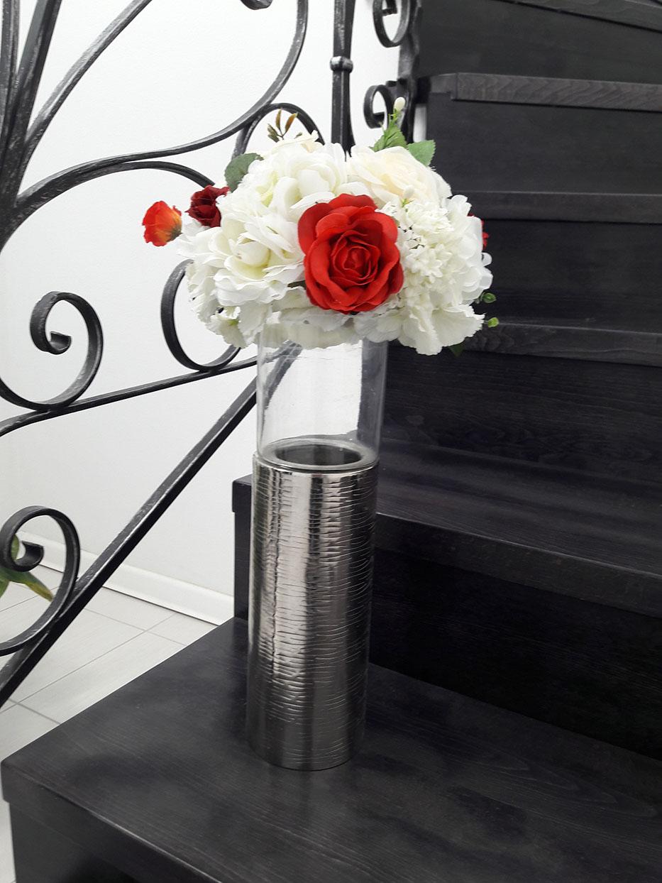 Svietnik alebo vysoká váza - Obrázok č. 3