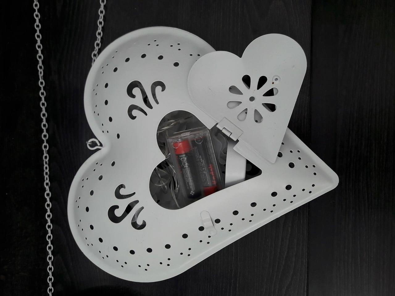 Dekoračné srdcia na zavesenie - Obrázok č. 3