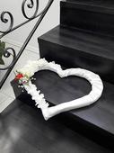 Srdcia dekoračné,