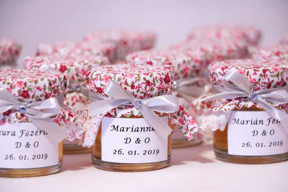Dareky PRE host - Dareky pre svadobnch host, dareky pre