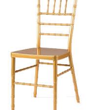 Chiavari stoličky zlaté - Obrázok č. 1