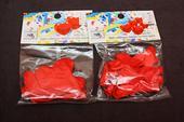 Balónky ve tvaru srdce - velké + malé,