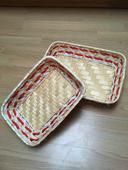 Košíky na vývazky a rýži,