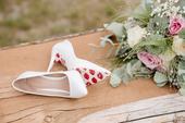 značkové svadobné lodičky, 36