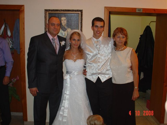 Paula{{_AND_}}Miňo - Ženíchov brat a mamina