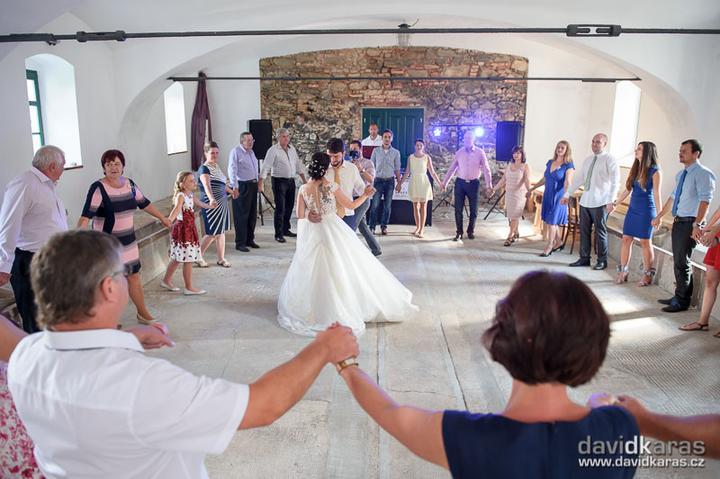 Svatební střípky :-) - První taneeeec :)