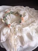 Svatební věneček od magaela ,