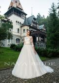 svatební šaty - nepoužité, 38