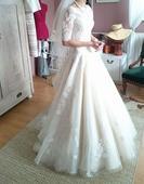 Svadobné šaty - 32, 32