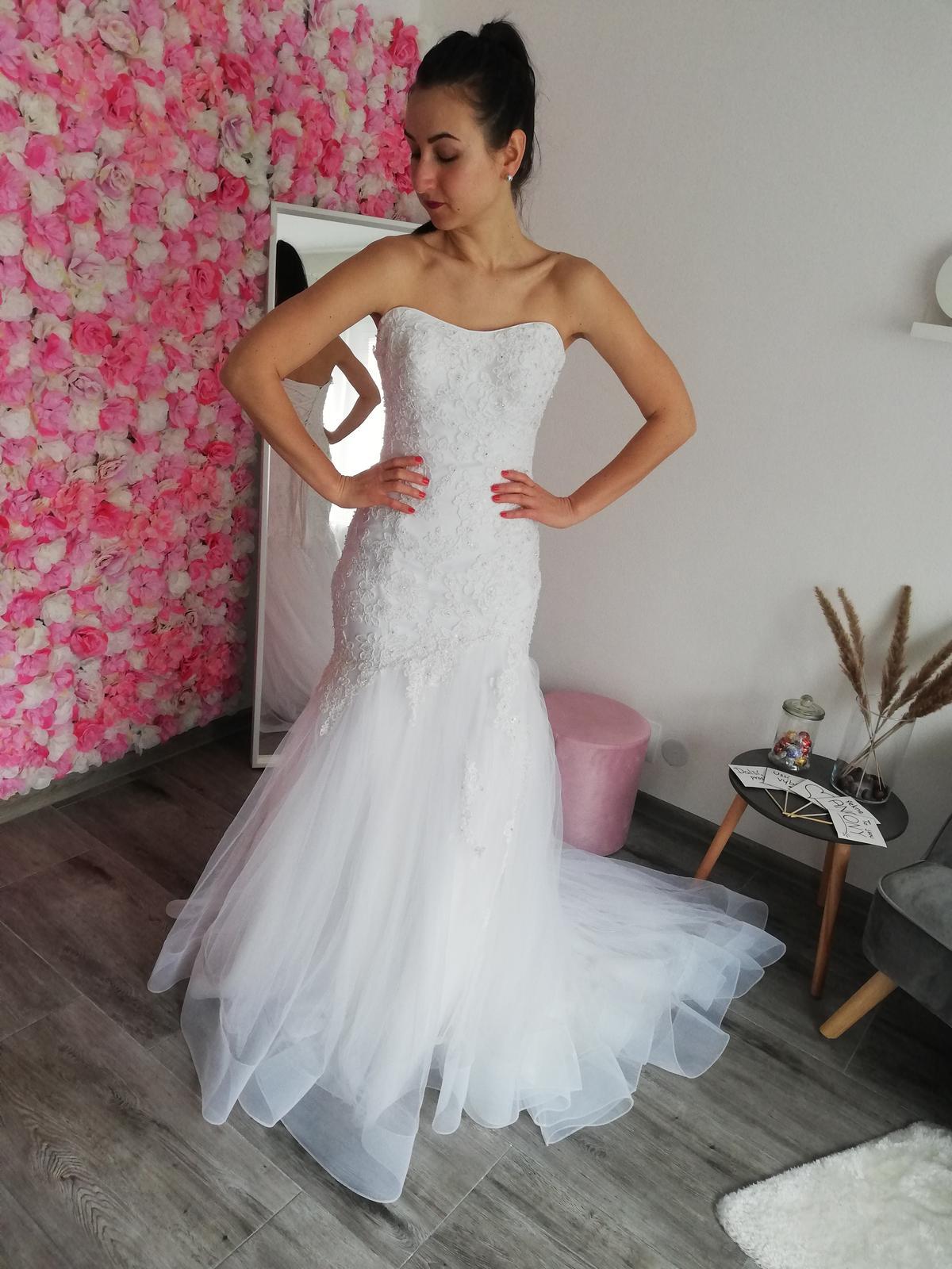 Luxusní svatební šaty Maggie Sotero - Obrázek č. 1