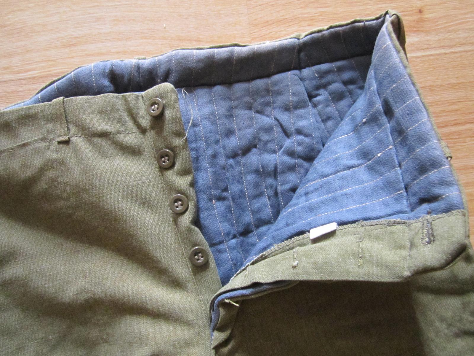 pracovné oblečenie--nohavice--XL - Obrázok č. 2