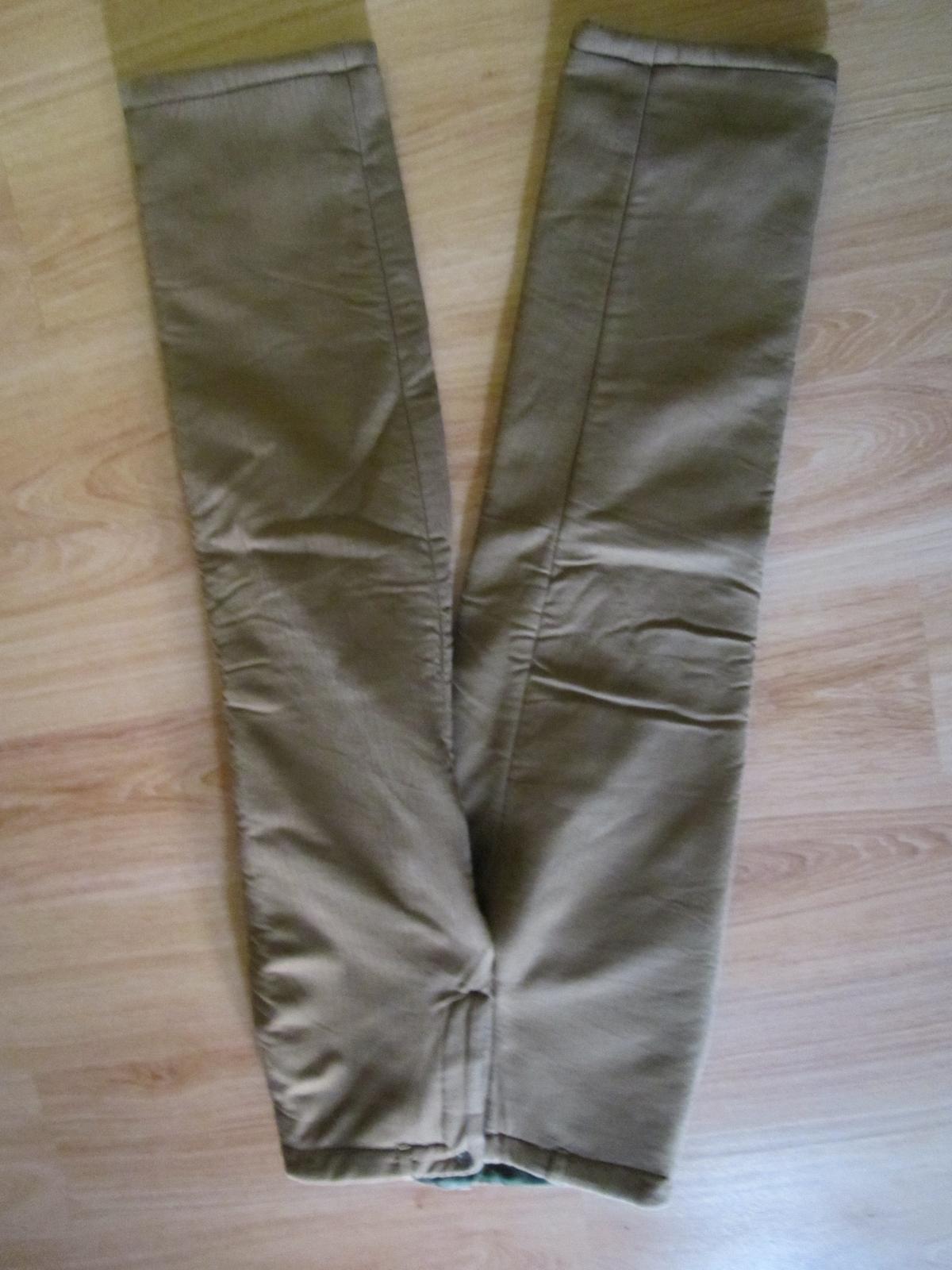 pracovné nohavice - Obrázok č. 1