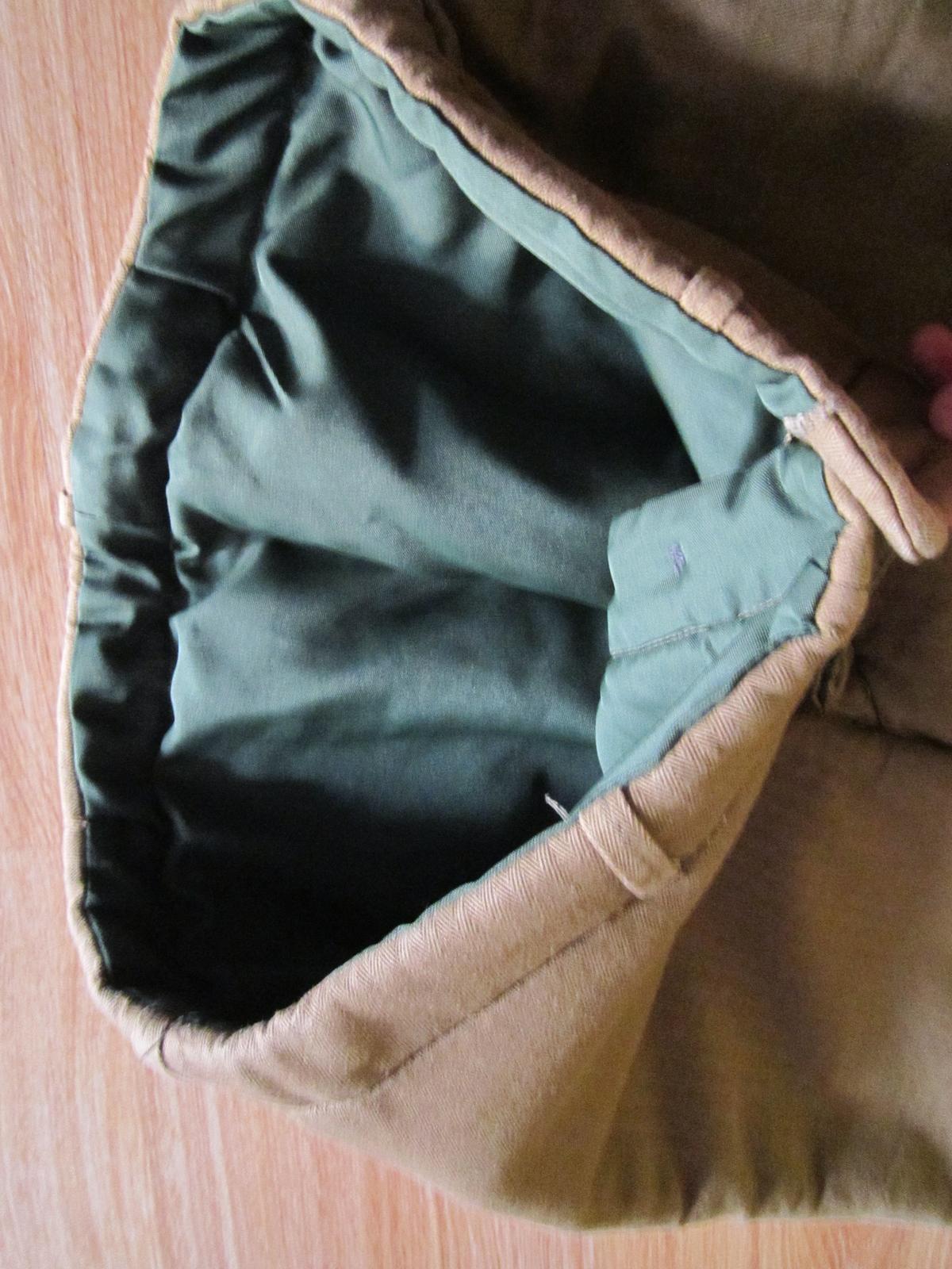 pracovné nohavice--XL - Obrázok č. 2