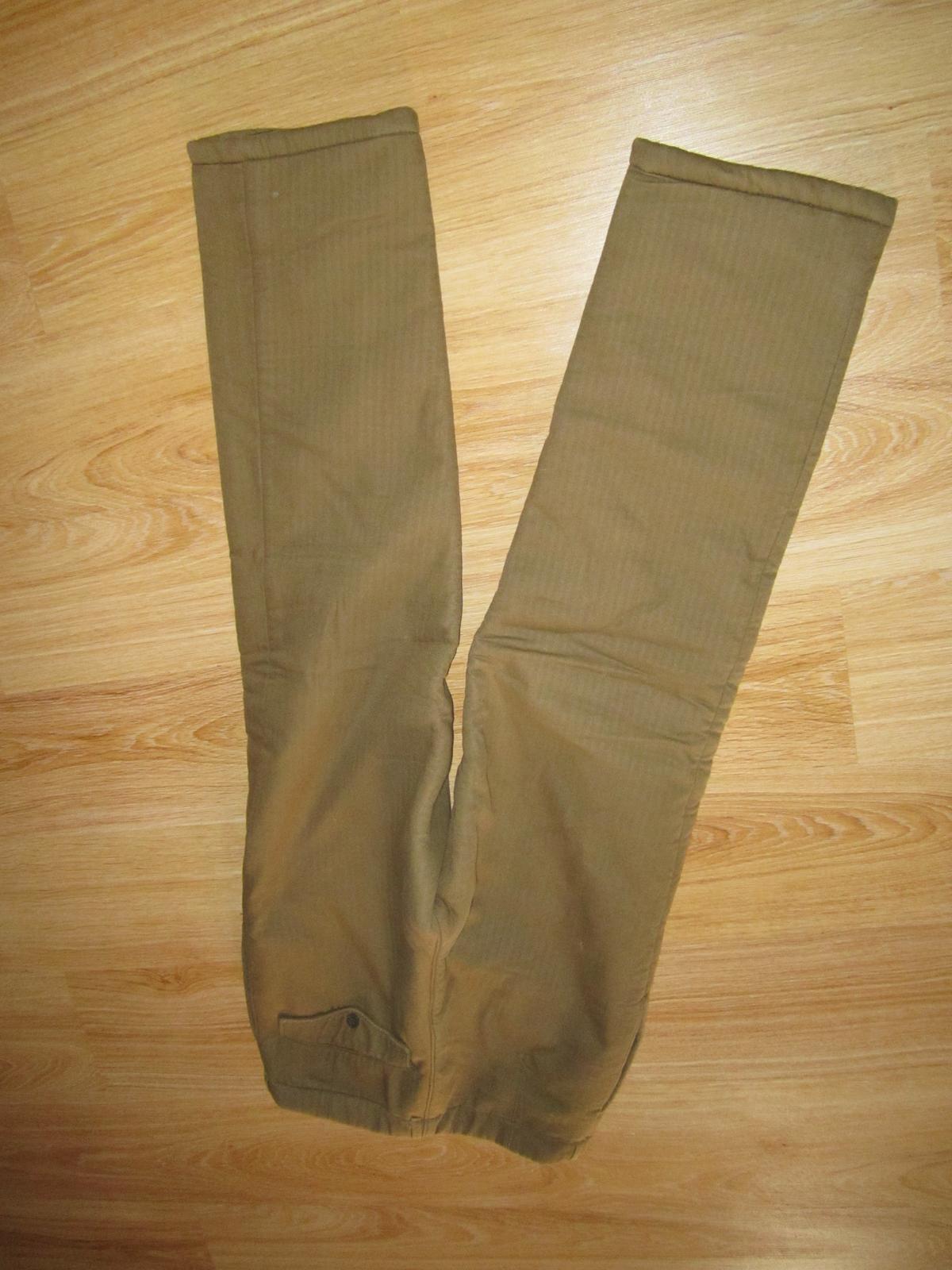 pracovné nohavice--XL - Obrázok č. 3