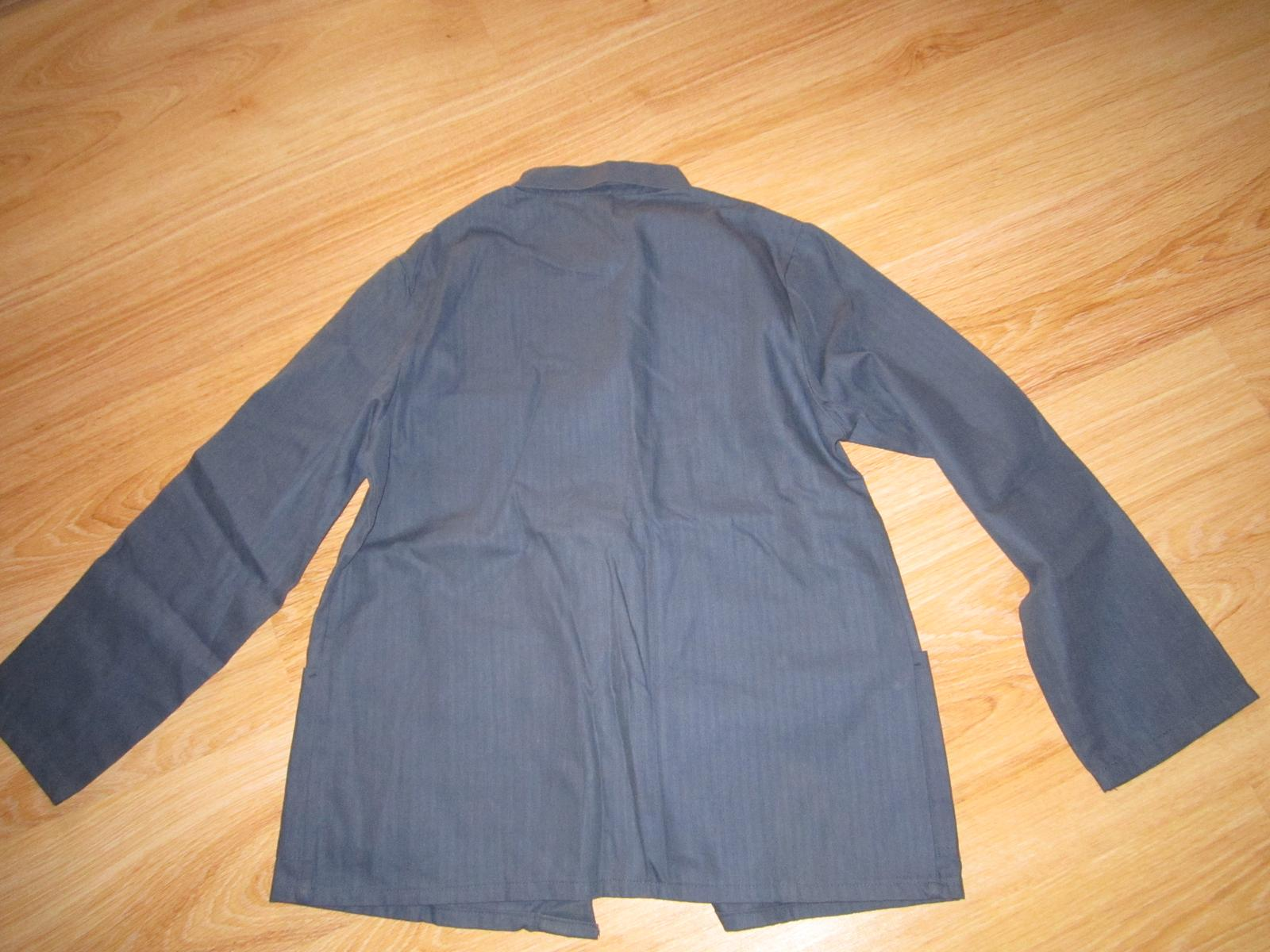 pracovné oblečenie--50 - Obrázok č. 2