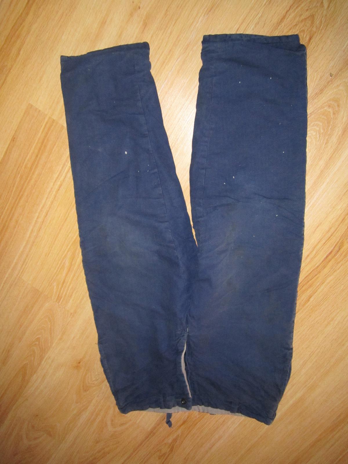 pracovné oblečenie--XL - Obrázok č. 3