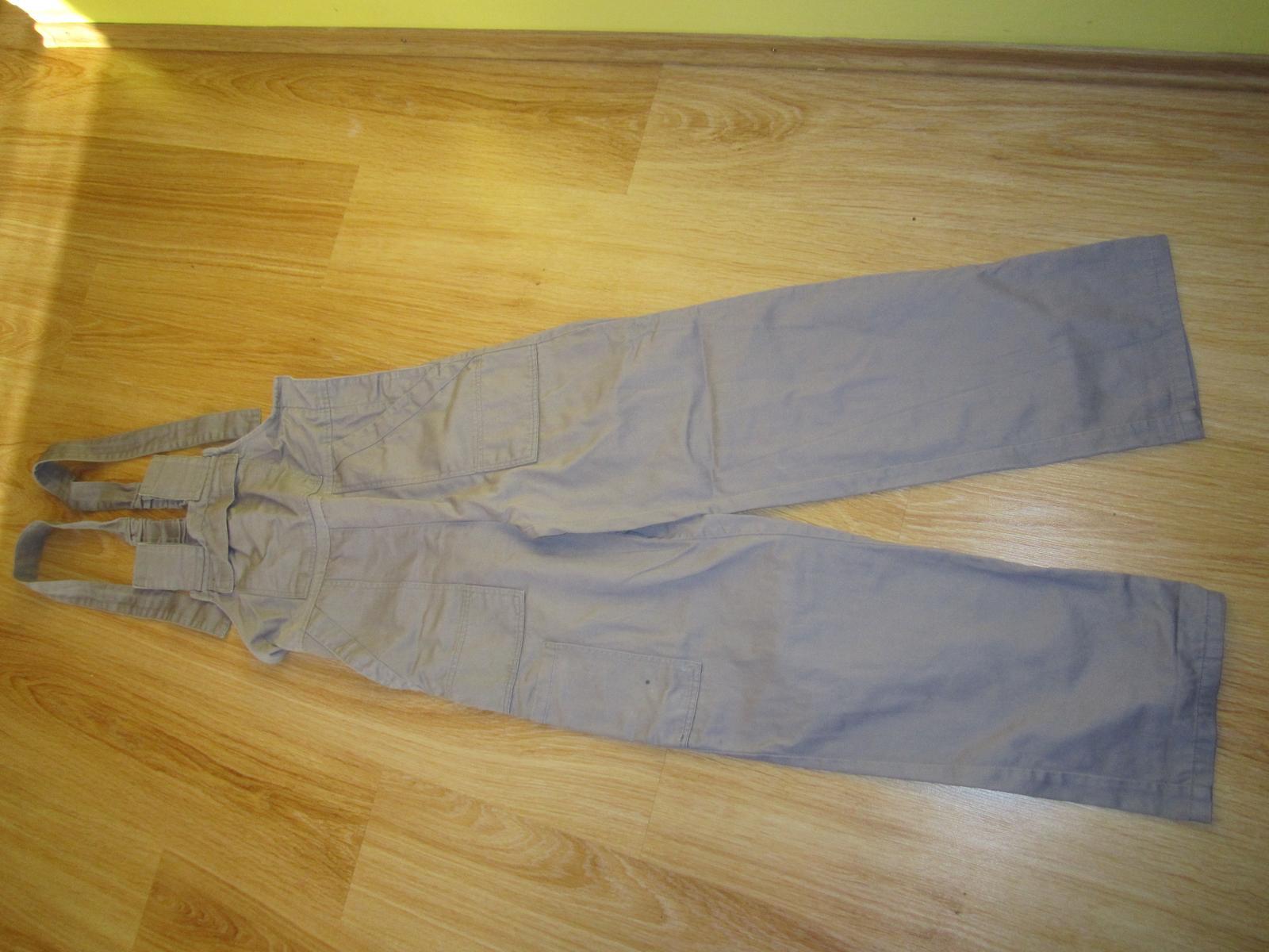 Dámské pracovné nohavice na traky-č.36 - Obrázok č. 1