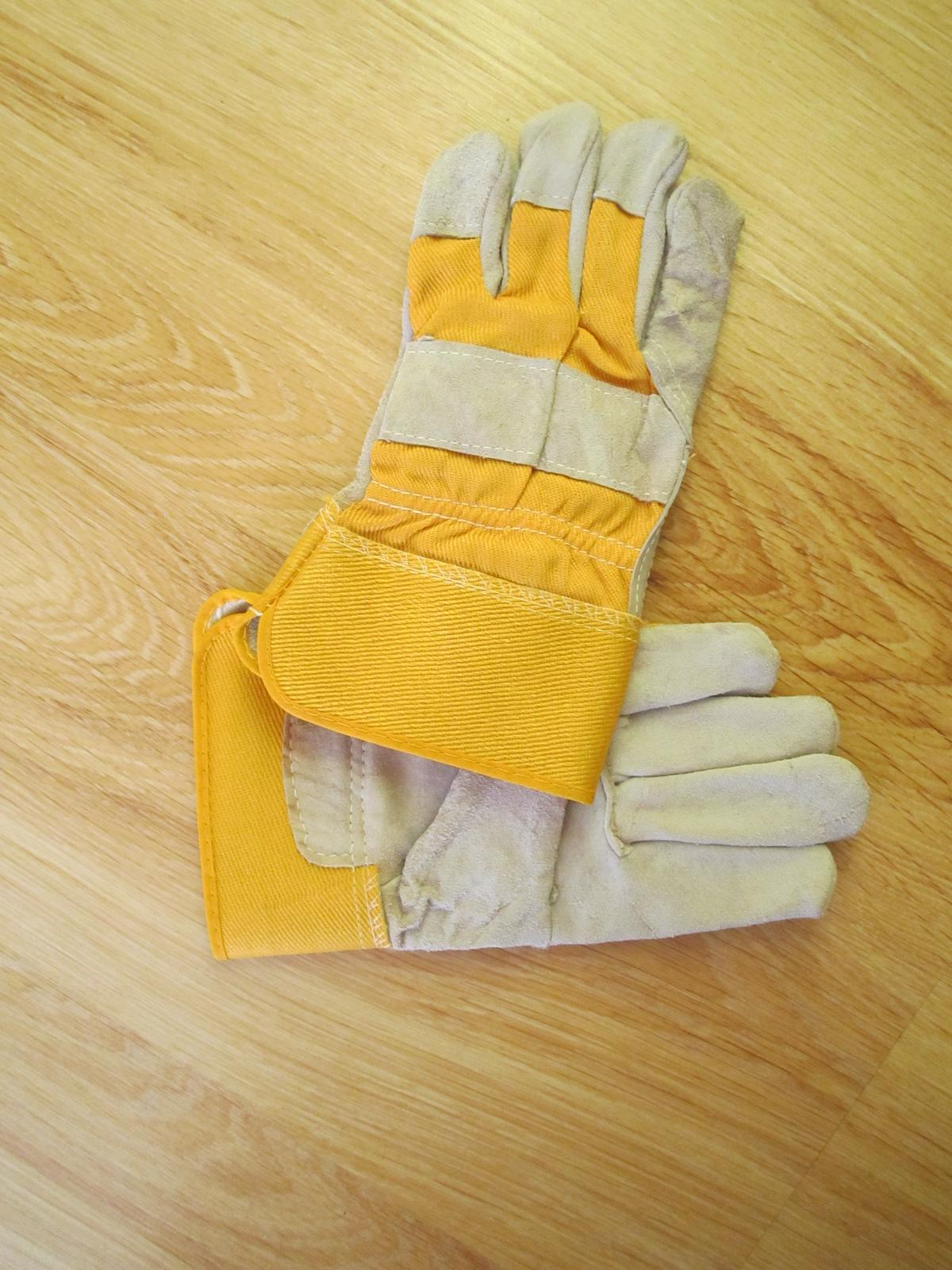 Pracovné rukavice-XL - Obrázok č. 1