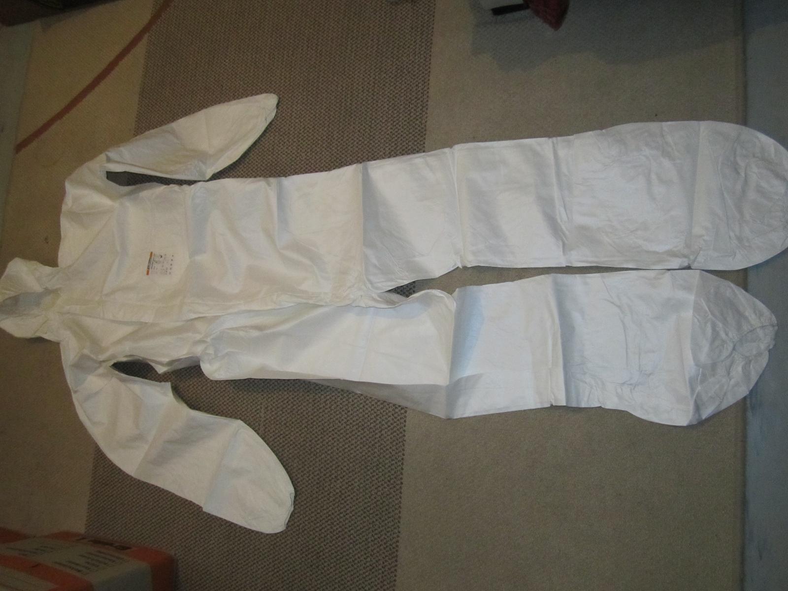 Ochranné oblečenie zetdress-secutex typ 5/6 - Obrázok č. 1