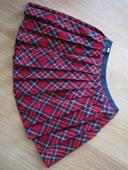 plisovaná suknička, 152