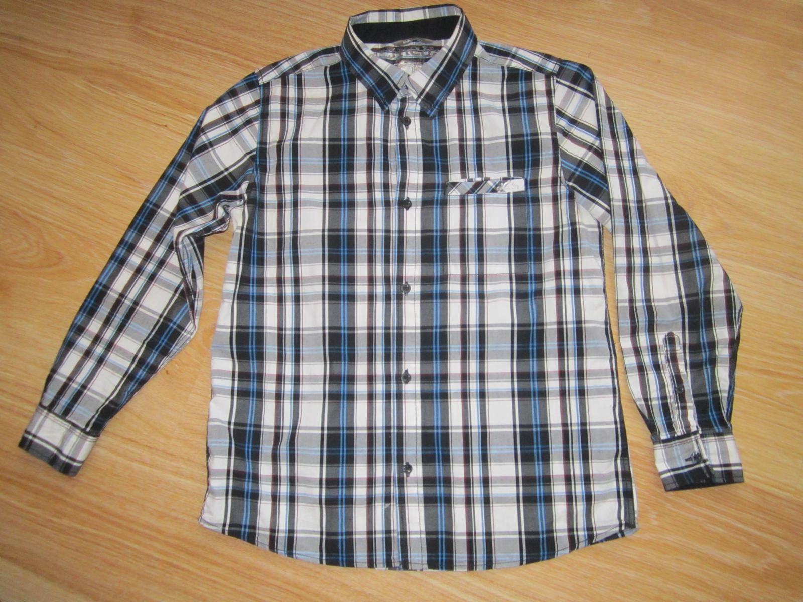 košeľa pre frajera - Obrázok č. 1