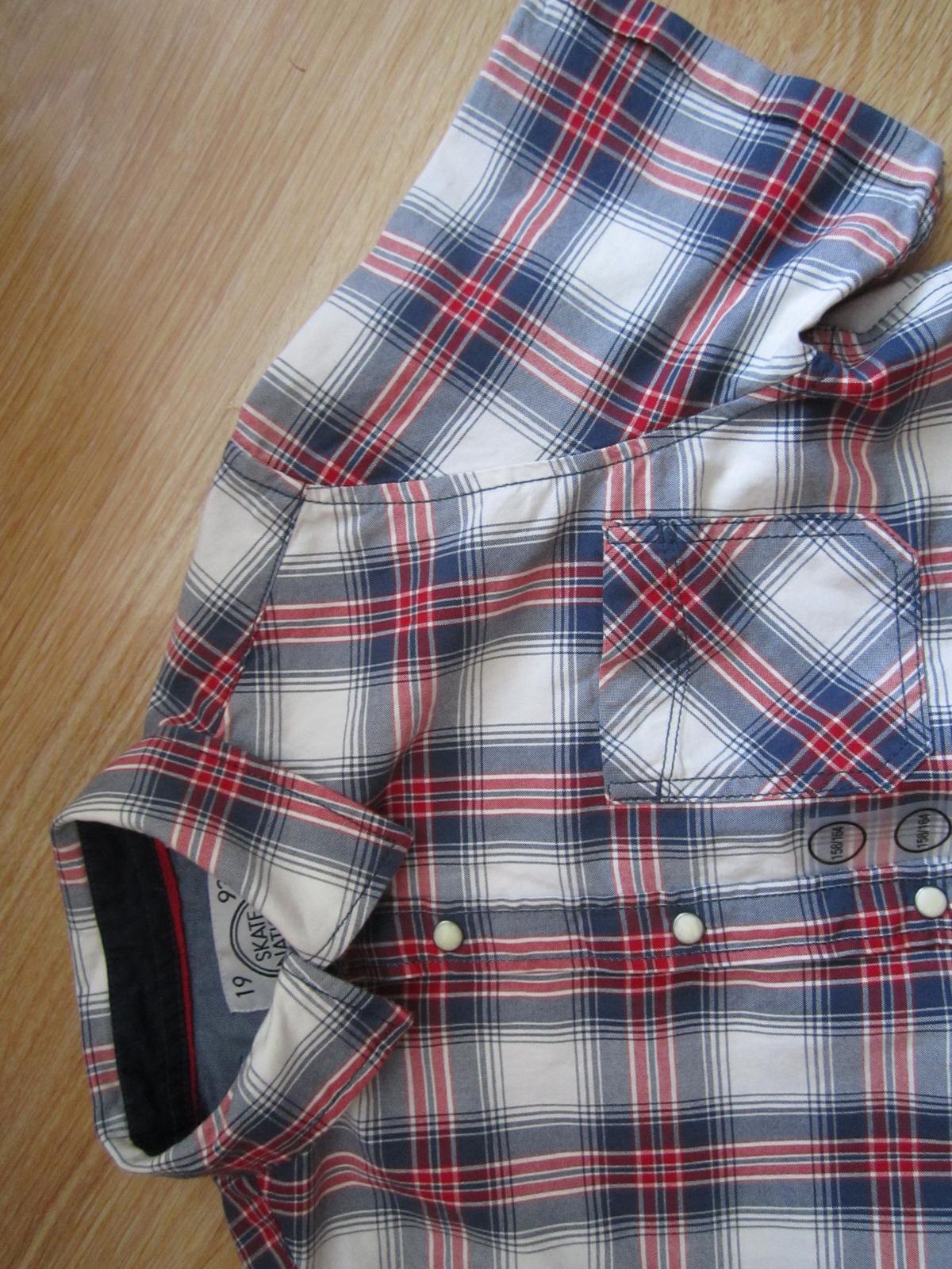 košeľa pre frajera - Obrázok č. 2