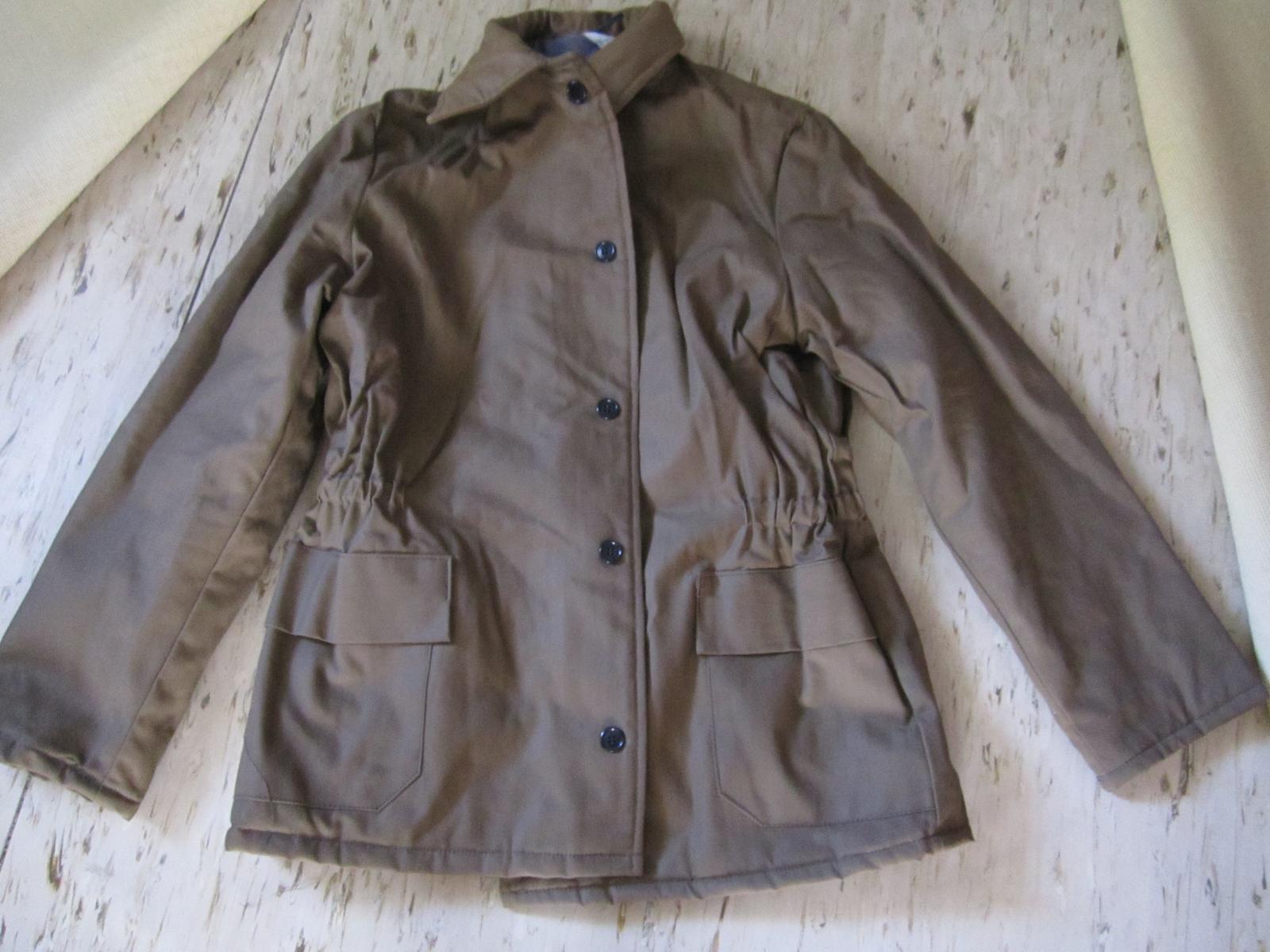 Zateplená pánska bunda-pracovné oblečenie--M - Obrázok č. 1