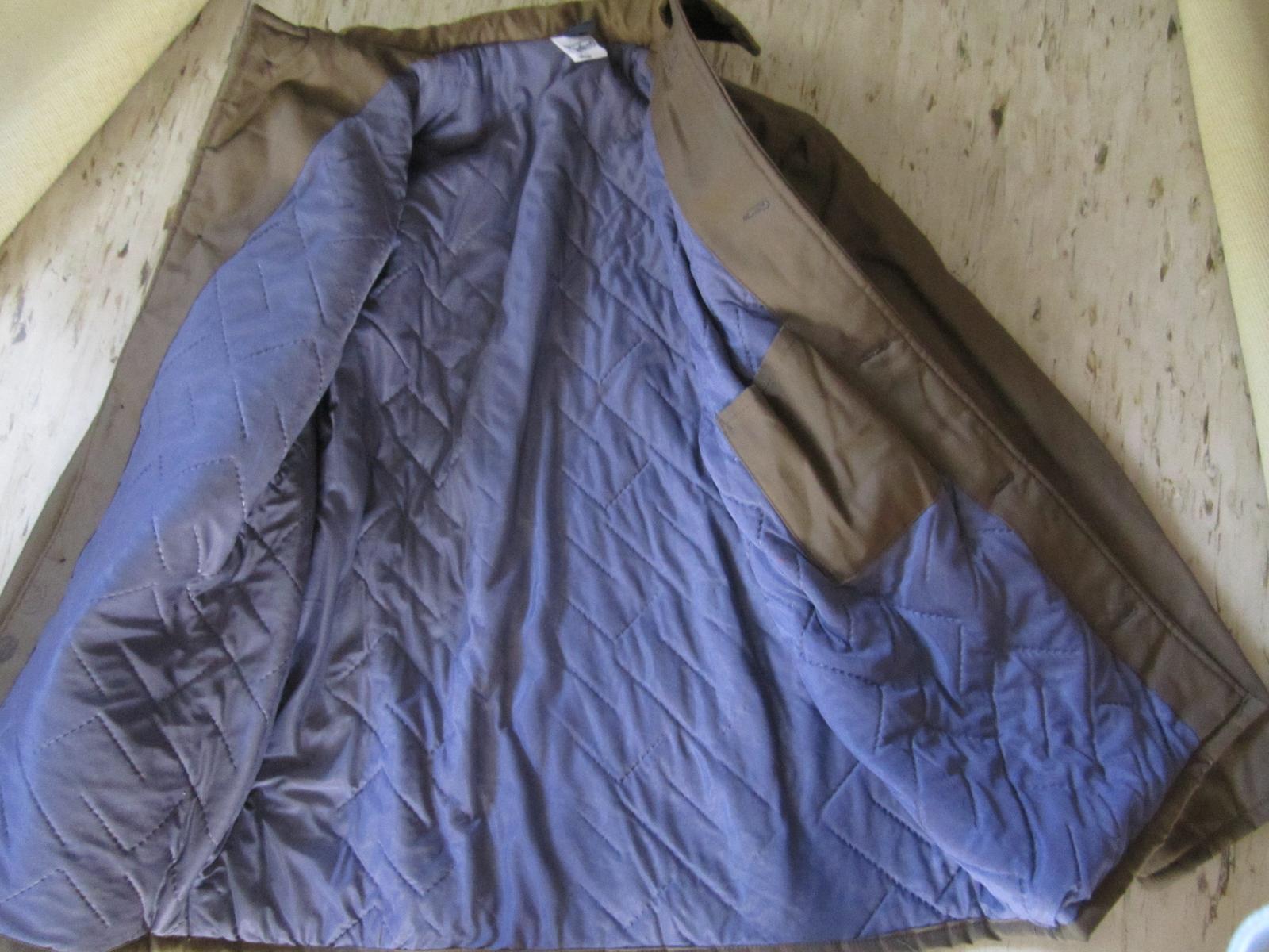 Zateplená pánska bunda-pracovné oblečenie--M - Obrázok č. 2