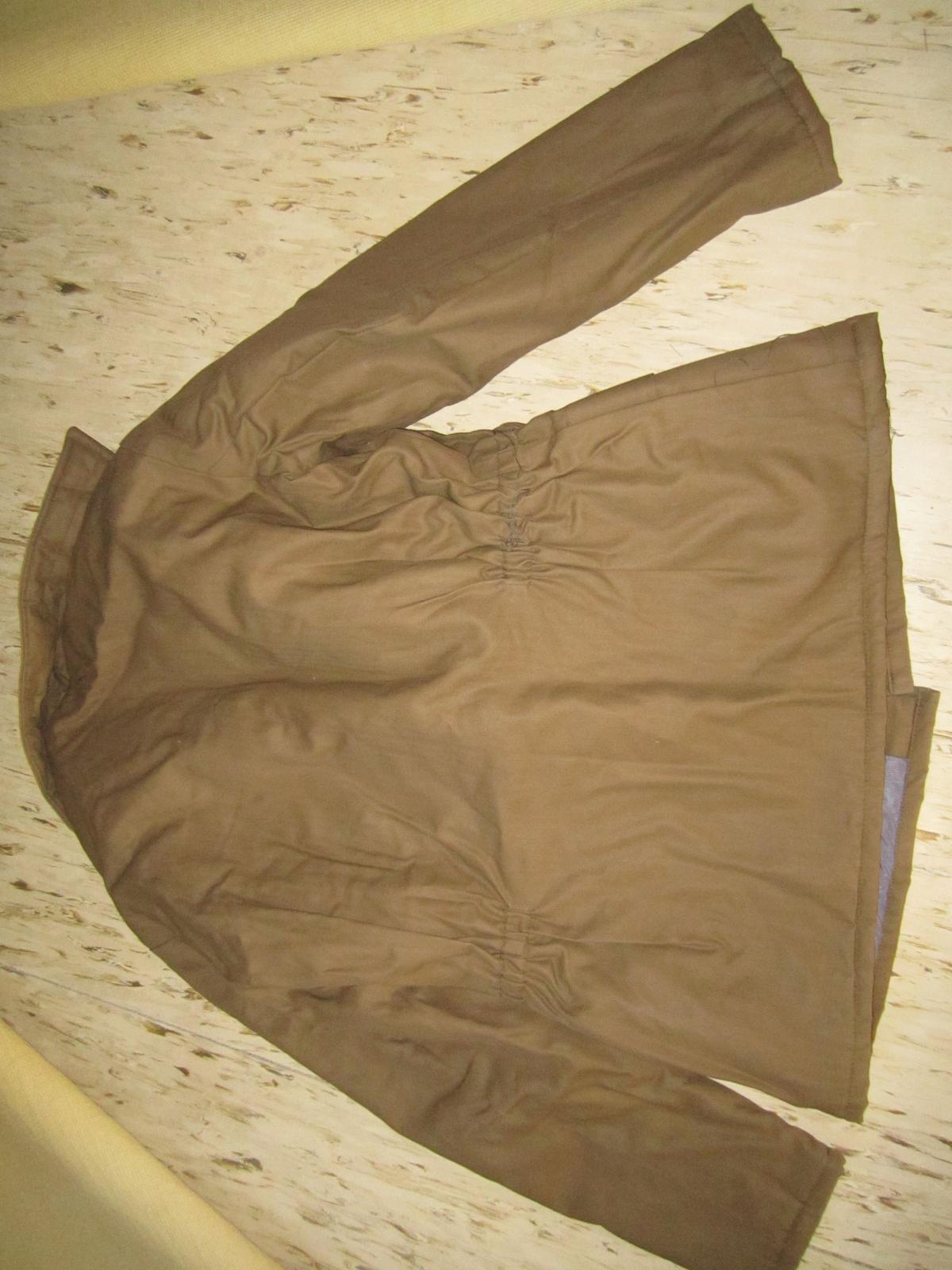 Zateplená pánska bunda-pracovné oblečenie--M - Obrázok č. 3