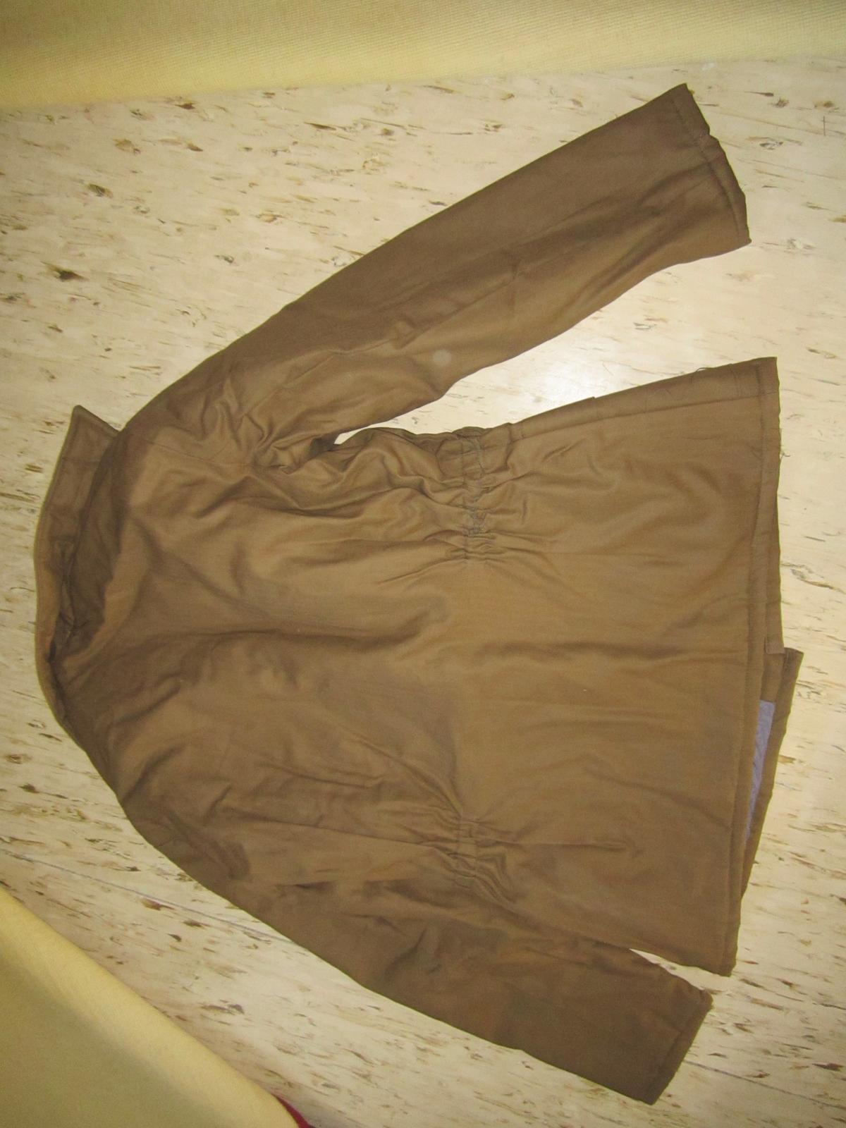 Zateplená pánska bunda-pracovné oblečenie--M - Obrázok č. 4