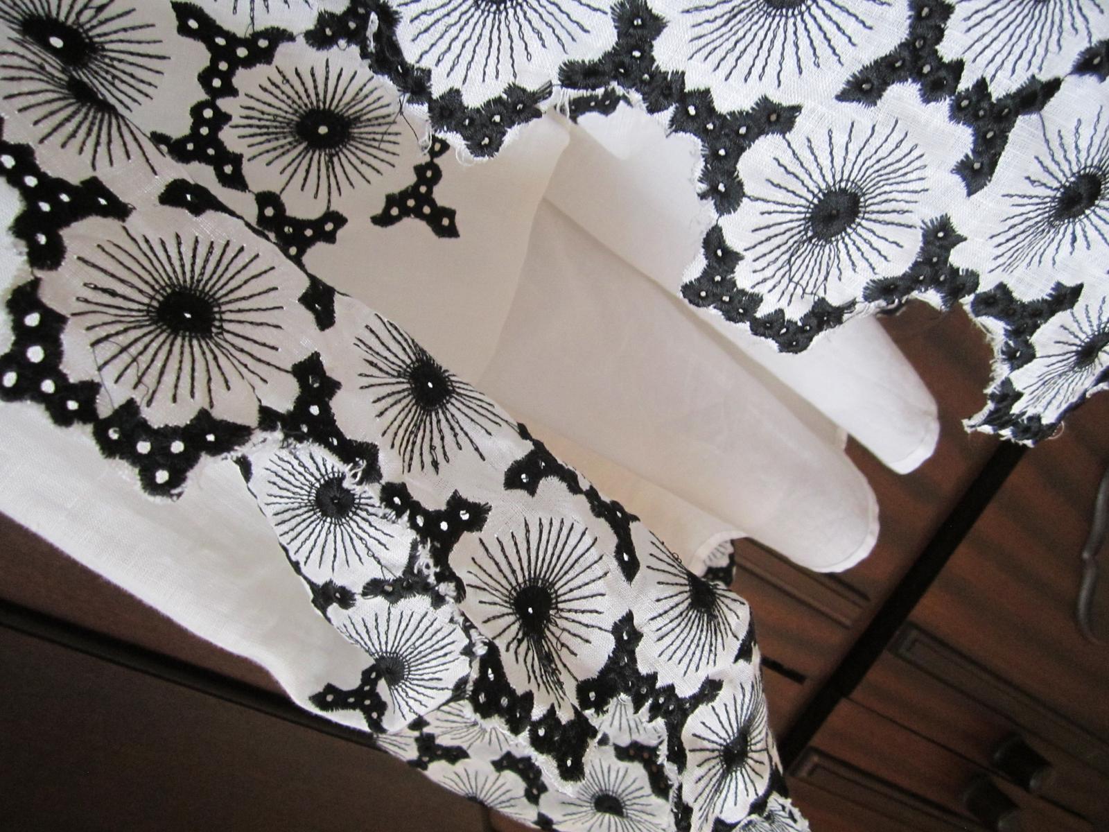dámské ľanové šaty - Obrázok č. 2