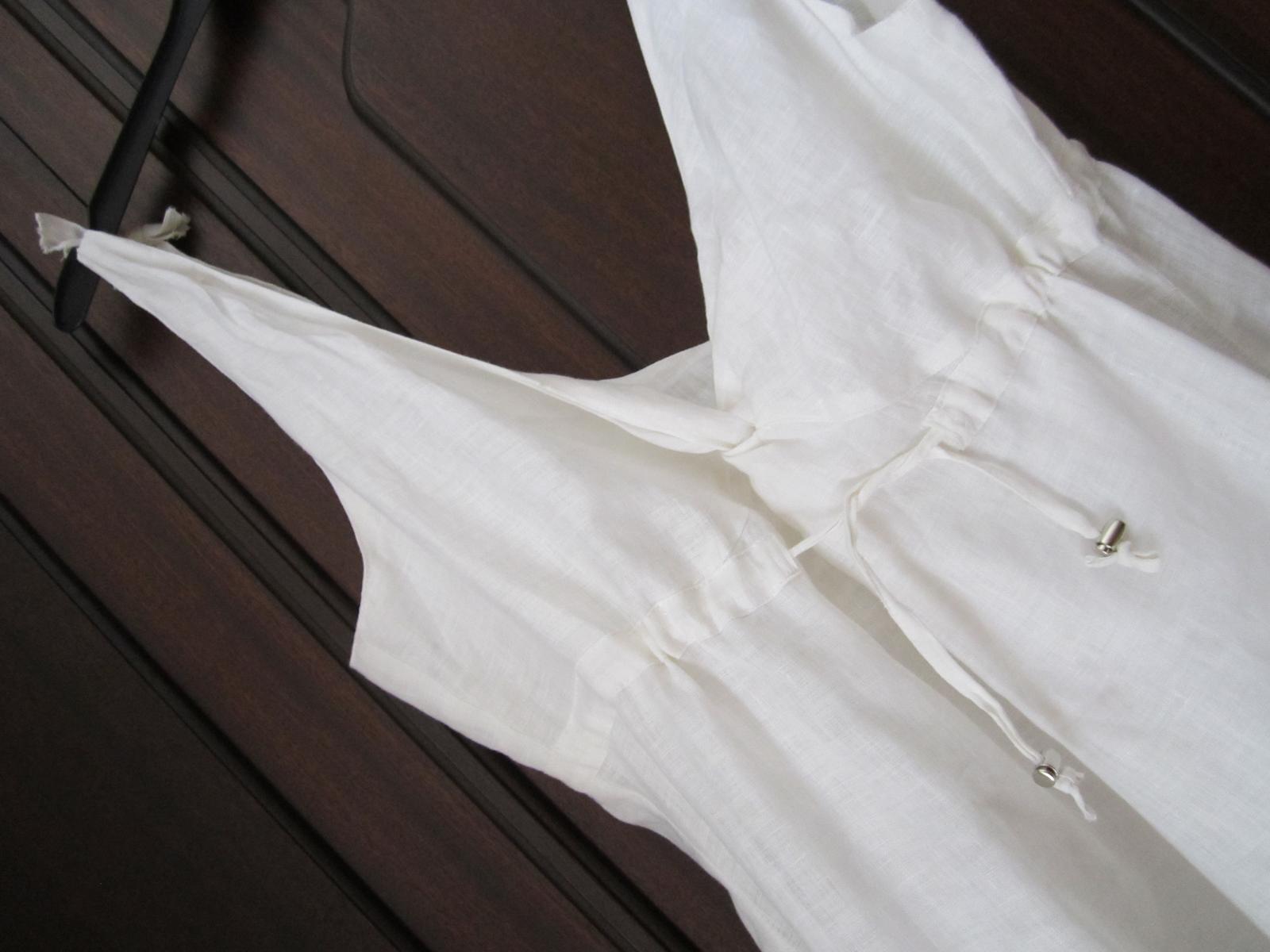 dámské ľanové šaty - Obrázok č. 4