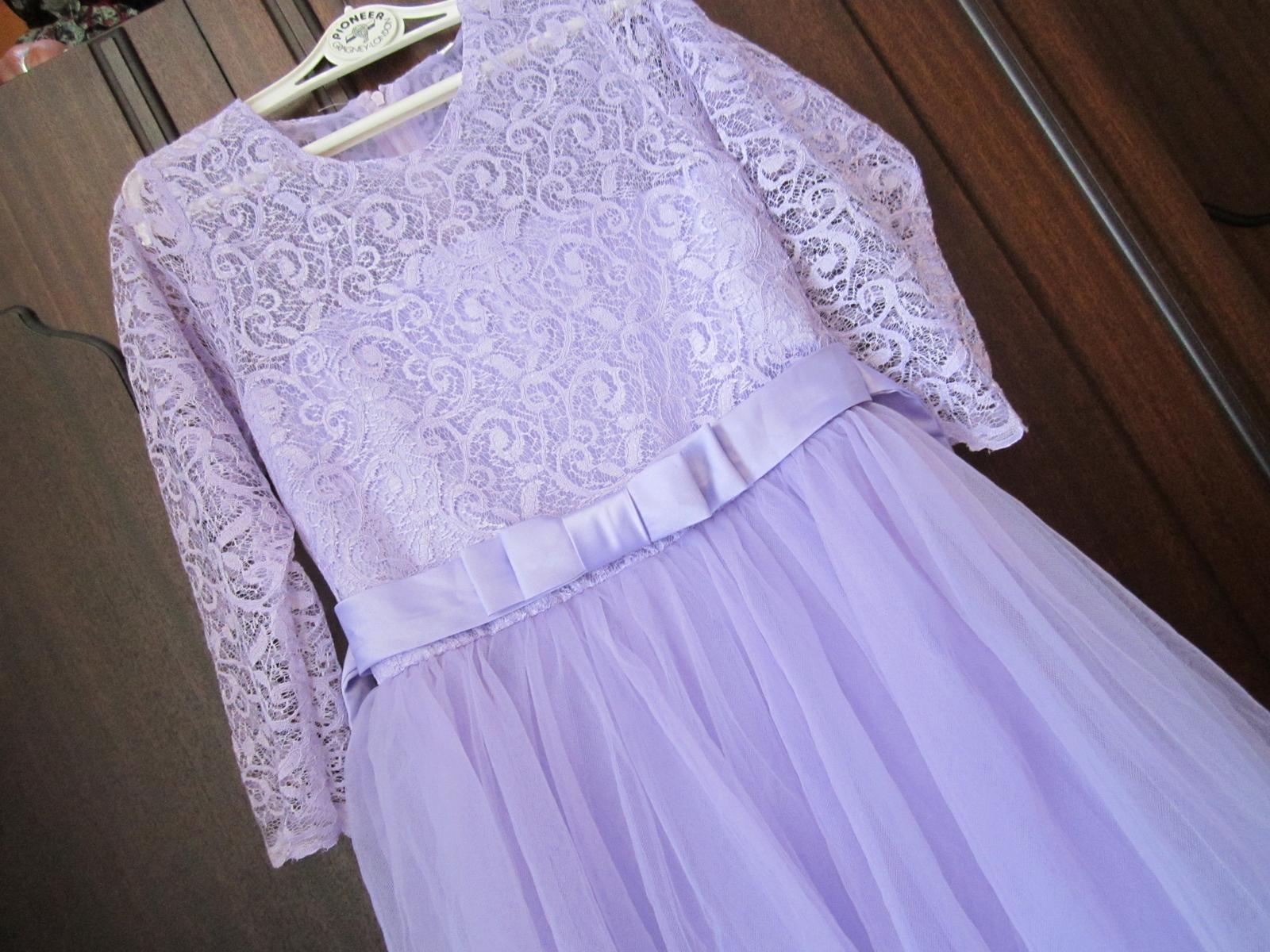 Sviatočné šaty--152 - Obrázok č. 1