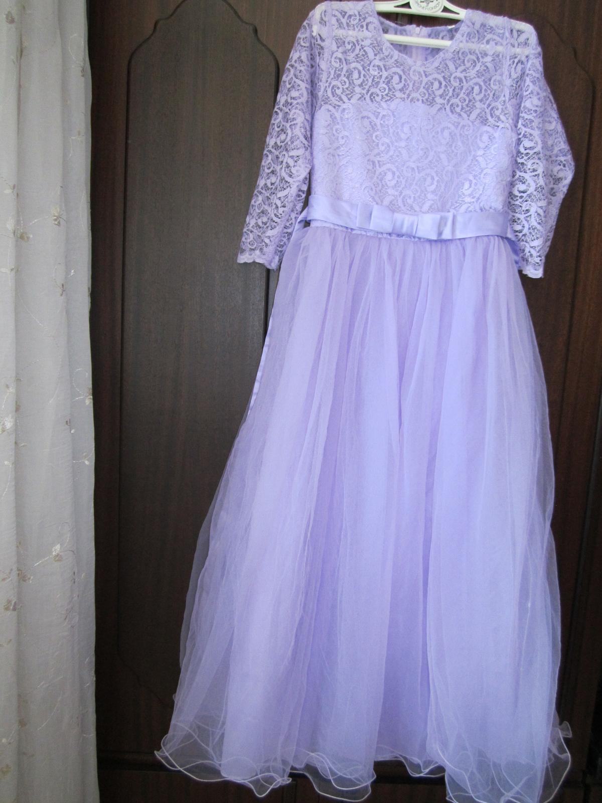 Sviatočné šaty--152 - Obrázok č. 2
