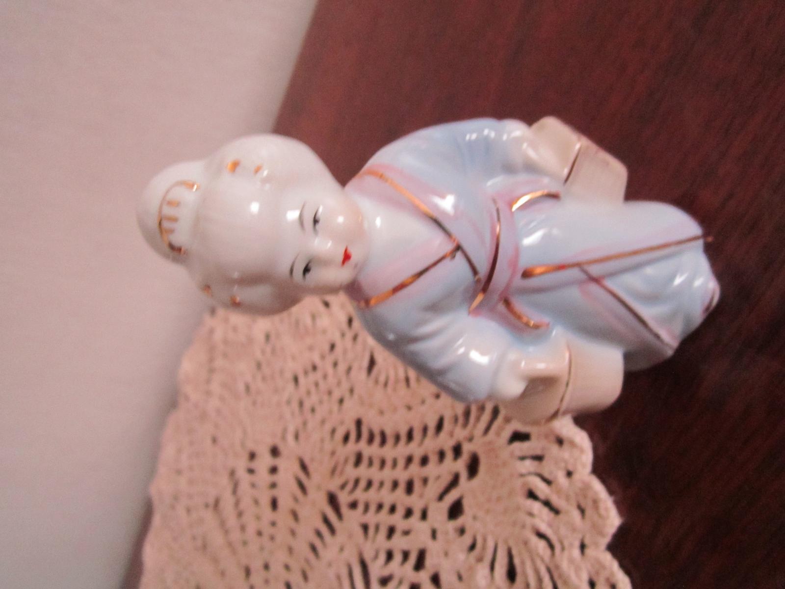 Porcelánová soška malá - Obrázok č. 1