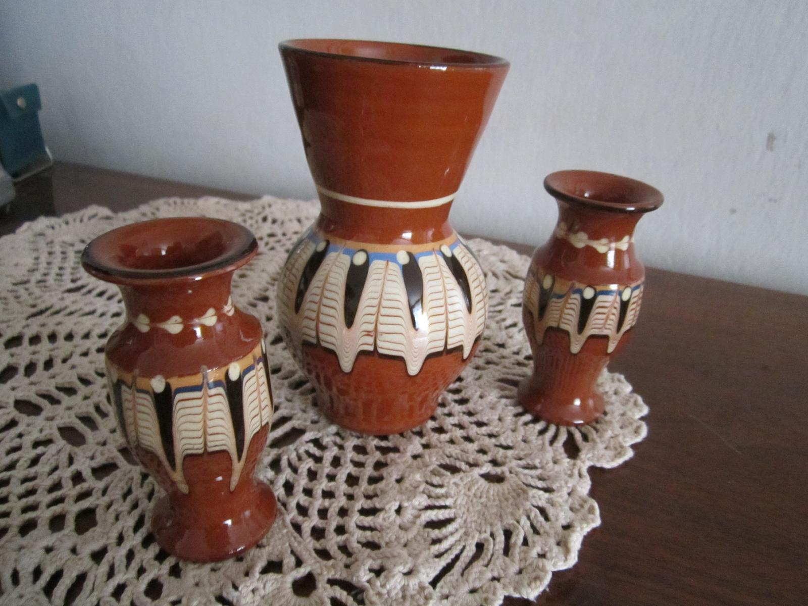 Keramika-3 kusy - Obrázok č. 1
