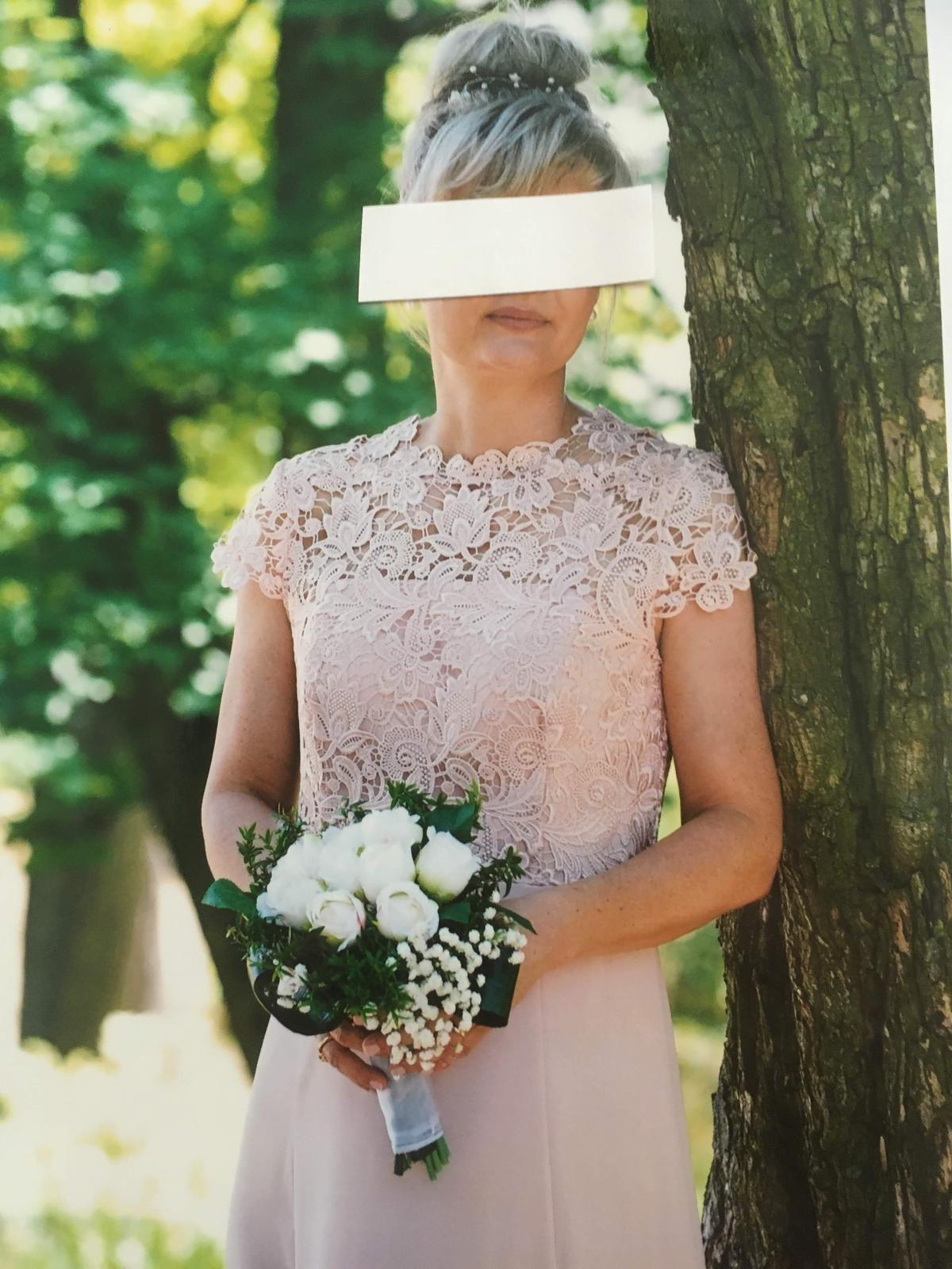svatební, společenské šaty NEXT vel. 38 - Obrázek č. 2