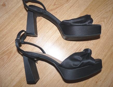 štýlové sandálky - Obrázok č. 1