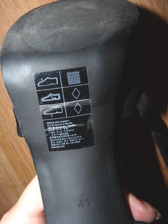 štýlové sandálky - Obrázok č. 3