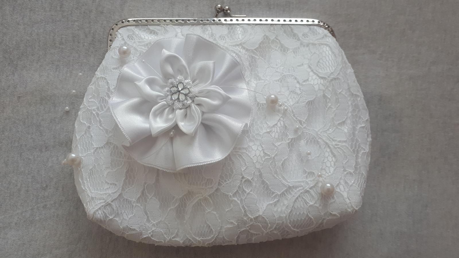 Svadobna kabelka - Obrázok č. 1