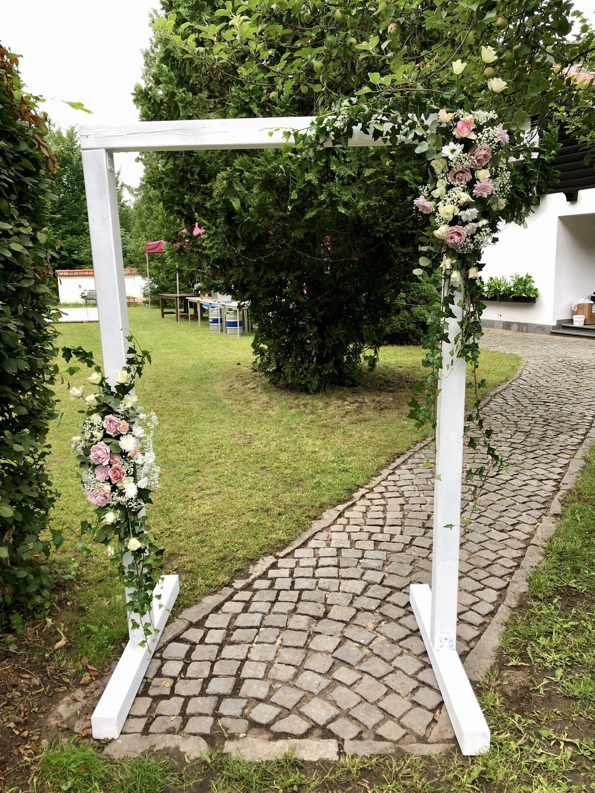 svatební slavobrána - Obrázek č. 1