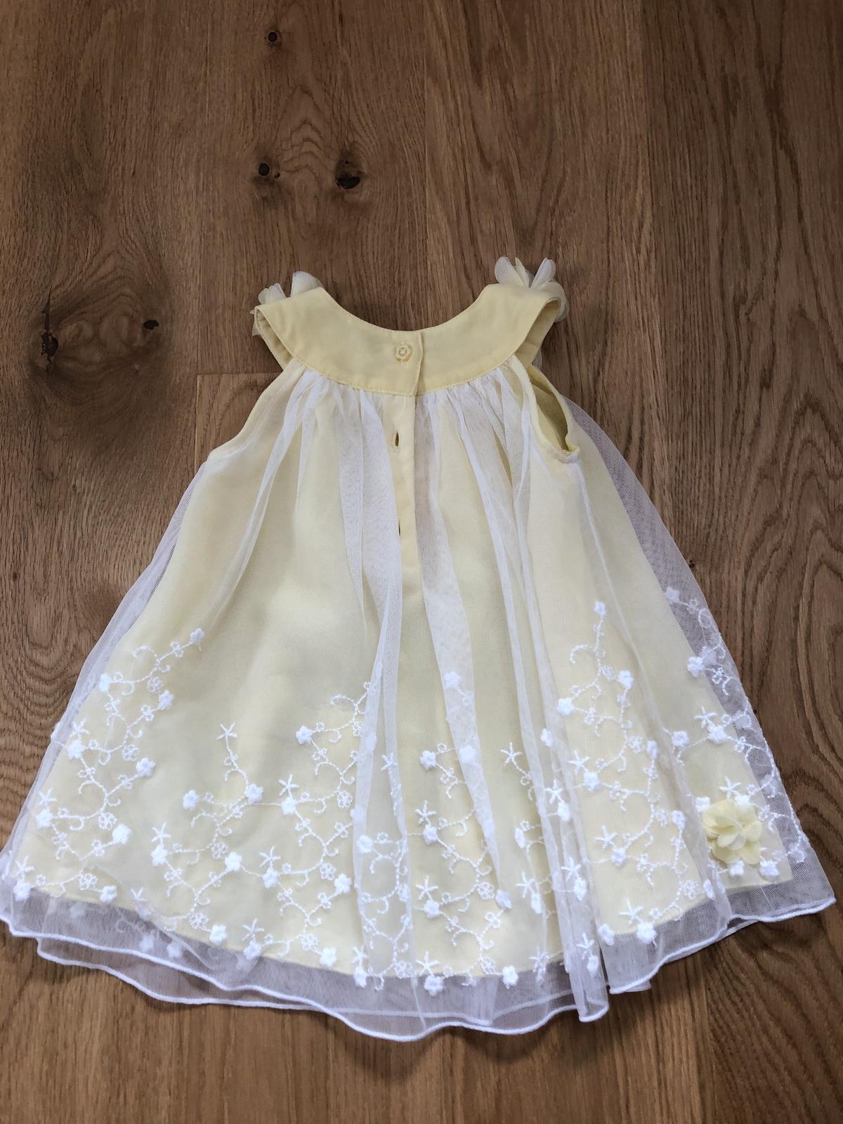 Nové šaty na svatbu 68/74 - Obrázek č. 2