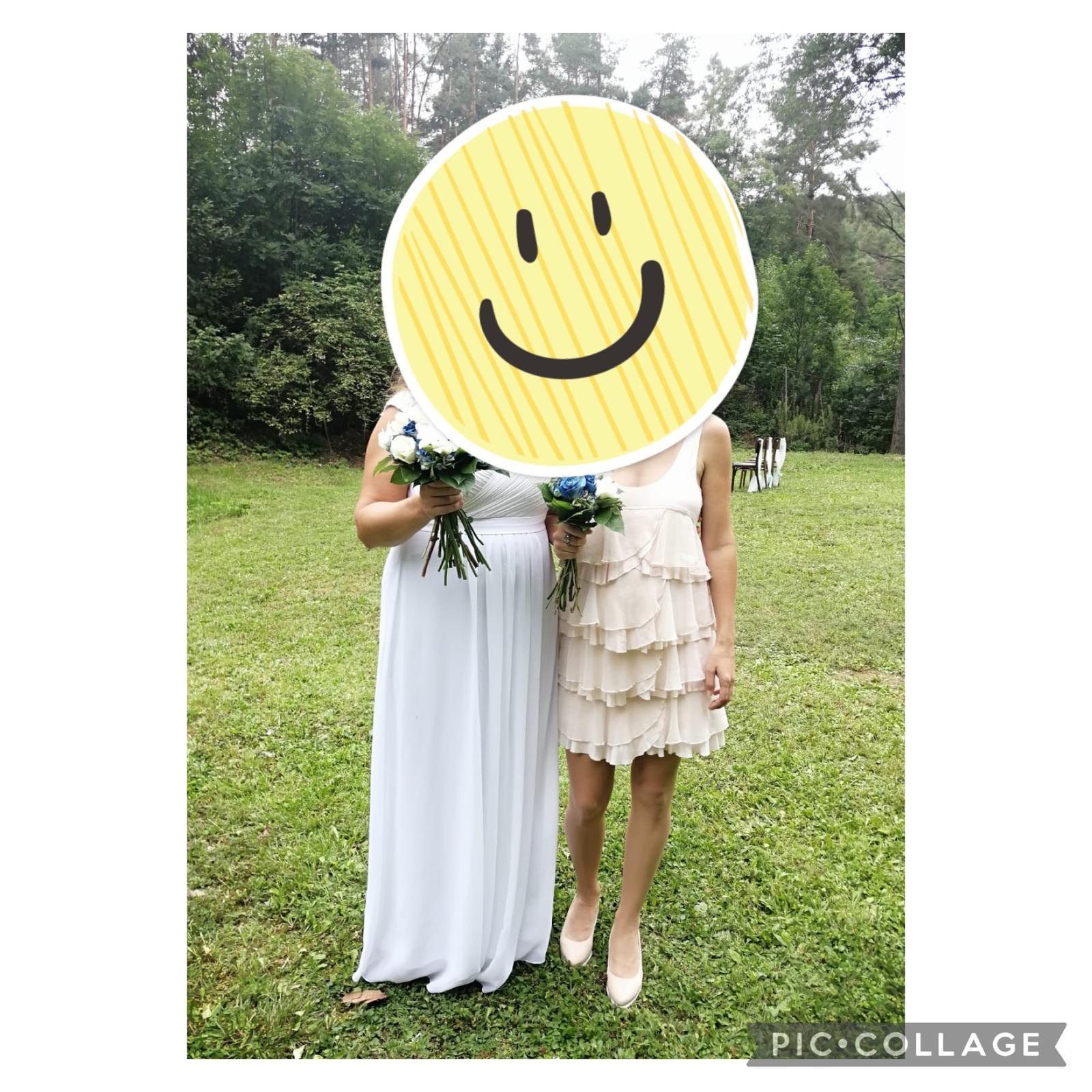 svatební šaty H&M - Obrázek č. 1