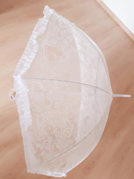 Svadobný dáždnik vystreľovací  - Obrázok č. 1